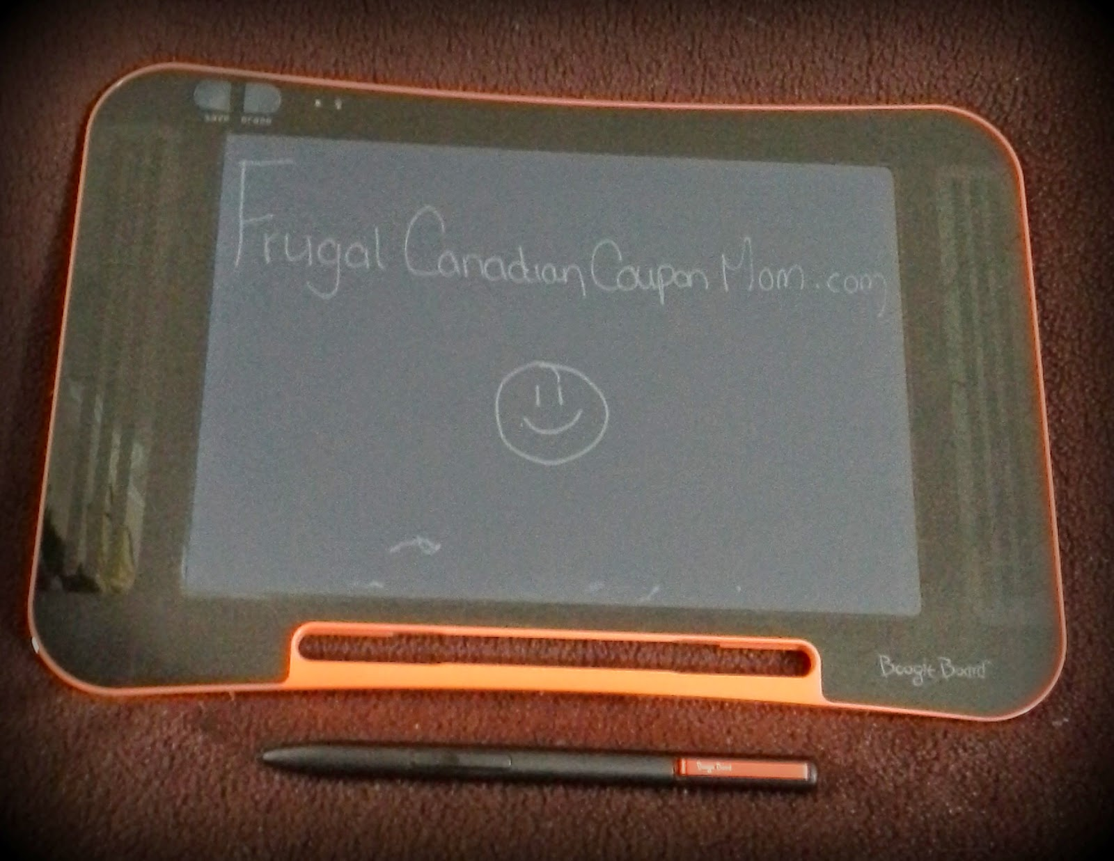 Boogie Board Memo Boogie Board Sync 4141 eWriter review Frugal Canadian Coupon Mom 18