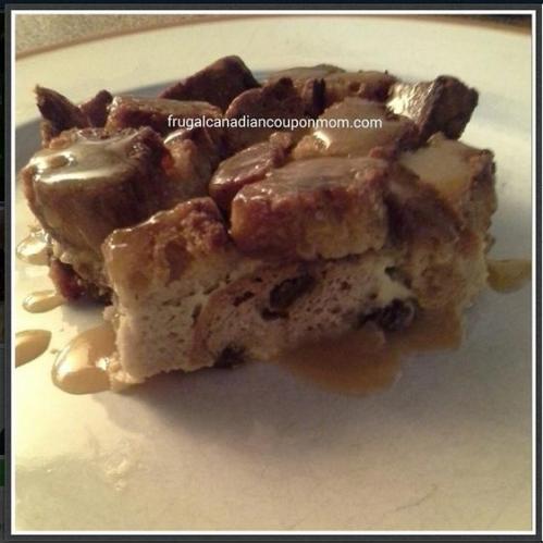 gluten-free-raisin- bread-pudding