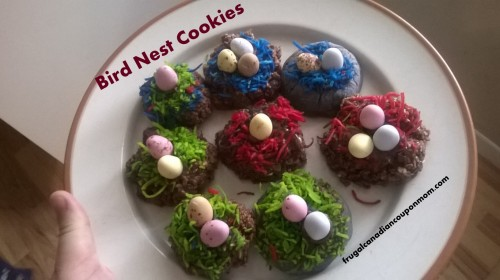 Bird-Nest-Cookies-#HJrecipes