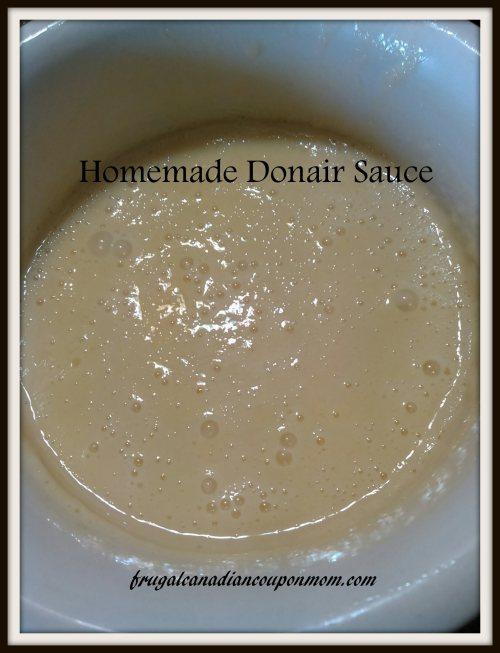 Homemade-Donair-Sauce-#HJrecipes