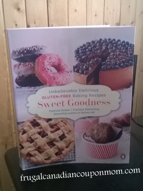 Sweet-Goodness-by-Patricia-Green-and-Carolyn-Hemming-A-#GlutenFree-cookbook-from-Penguin-Random-House-Canada