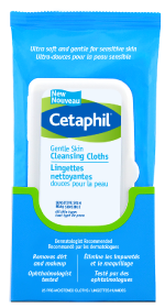 Cetaphil's-Gentle-Skin-Cleansing-Cloths